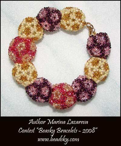 crystal tennis bracelet instructions