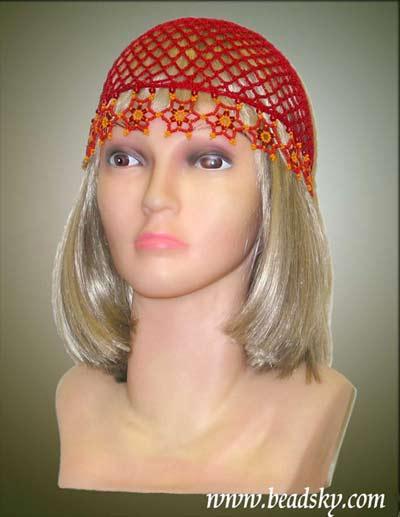 Вязание детских летних шапочек крючком схема.