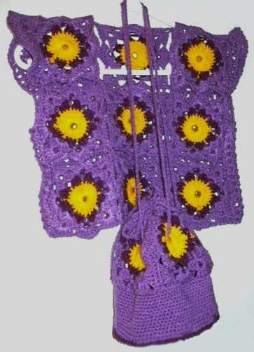 схемы вязания кофт крючком для полных. вязанные кофточки на полных женщин.