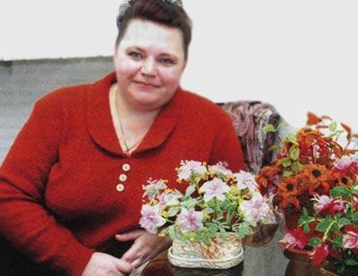 бисер цветы из бисера